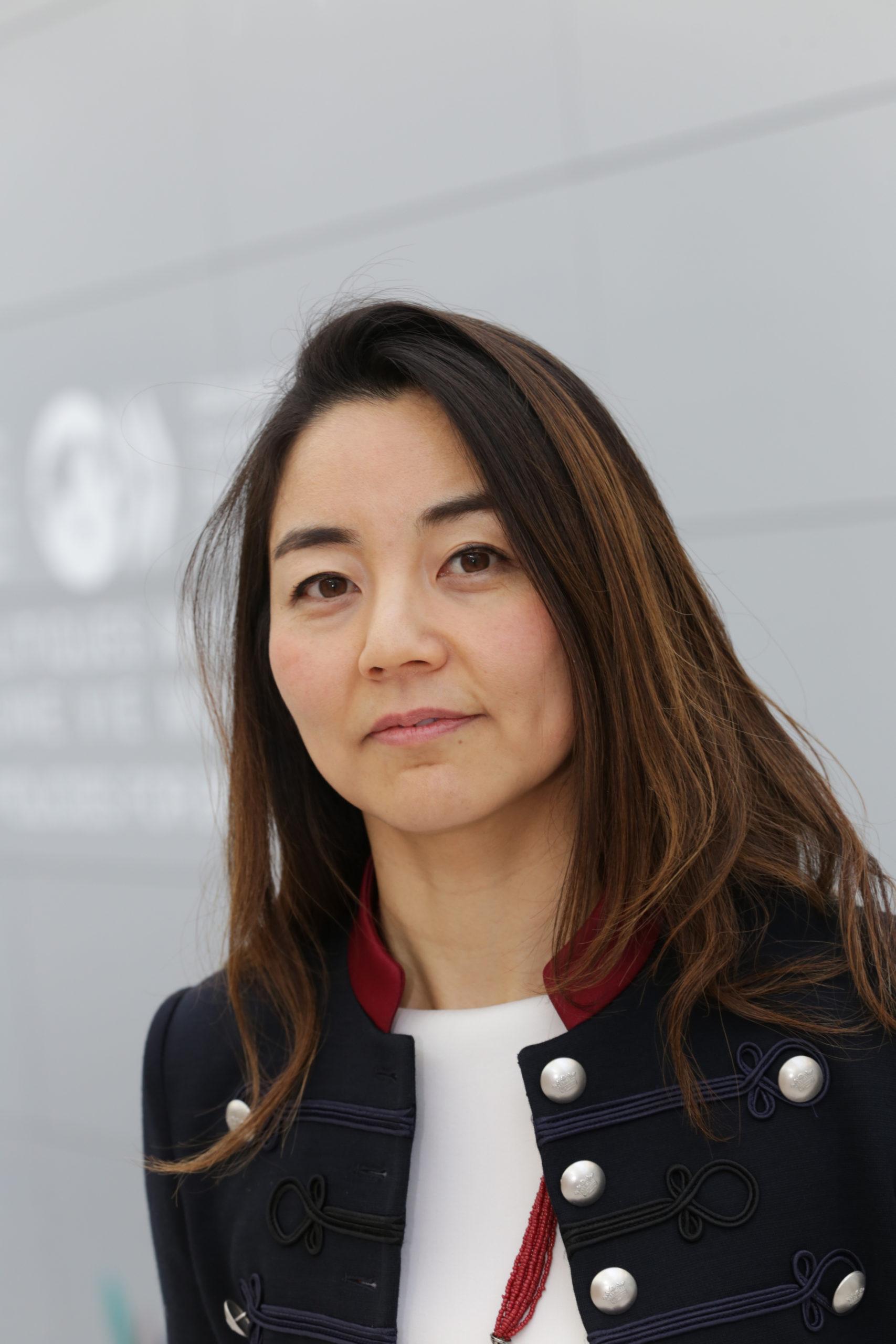 第 94回 ICB 講演会:横井眞美子氏「海外で仕事人として活躍するために---日本人の特徴を考察しながら---」